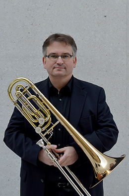 Guido Paskarbis, Bassposaune