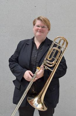 Kerstin Schäfers, Posaune & Euphonium
