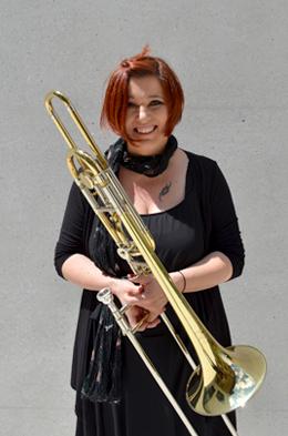 Natalie Smentek-Judith, Posaune